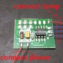 traffic light control board