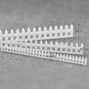 guardrail 02---ABS railing handrail fence architecture  model