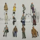 1:150 boutique color figures---scale figures,model figures