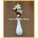 ABS flower vase 14---flower vase architectural model vase