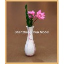 ABS flower vase 16---flower vase architectural model vase