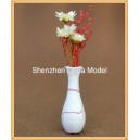 ABS flower vase 18---flower vase architectural model vase