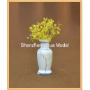 ABS flower vase 22---flower vase architectural model vase