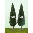 pine tree 14---for model trai scenery layout use